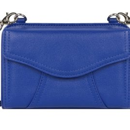 MYABETIC MARIE DIABETES MINI CROSSBODY (COBALT BLUE)