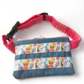 Tinker Bell Ribbon Denim Pump Pouch 24″ – 30″