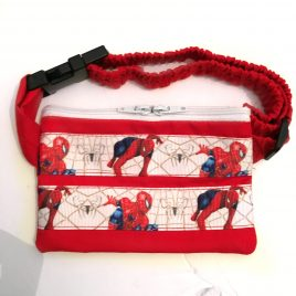 Spiderman Ribbon Pump Pouch 24″ – 30″