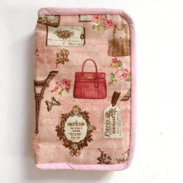 Pink Vintage Paris Meter Case