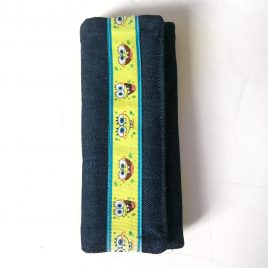Spongebob Denim Pen Case