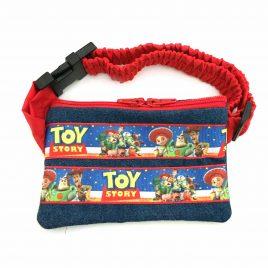 Toy Story Denim Ribbon Pump Pouch 16″ – 23″