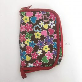 Splash Proof Hearts and Flowers Meter Case