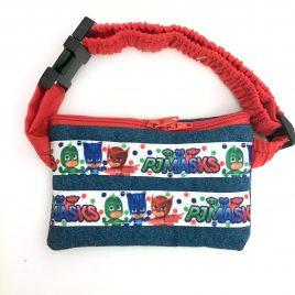 PJ Masks Denim Ribbon Pump Pouch 24″ – 30″
