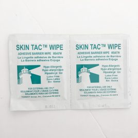 Skin Tac Adhesive Barrier Wipes (Sample Pack)