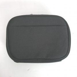 Myabetic Clark Compact Double Zip Meter Case Black (Seconds)