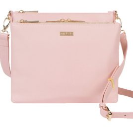 Myabetic Cherise Diabetes Handbag (Blush Pink)