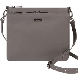 Myabetic Cherise Diabetes Handbag (Charcoal)
