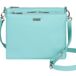 Myabetic Cherise Diabetes Handbag (Paradise Blue)