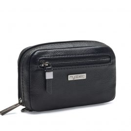 Myabetic James Diabetes Compact Case (Black Leatherette)
