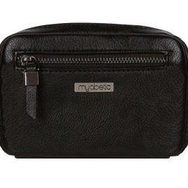 Myabetic James Diabetes Compact Case (Black Leatherette)