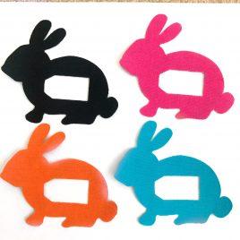Bunny Rabbit Dexcom Patches