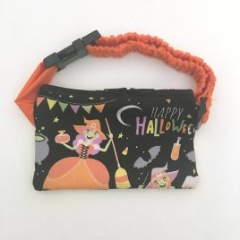 Happy Halloween Pump Pouch 24″-30″