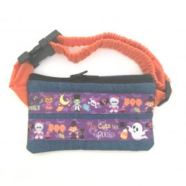 Too Cute to Spook Pump Pouch 16″-23″