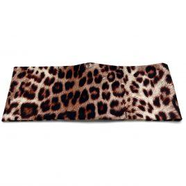 Leopard Print Lycra Waist Band (Medium)