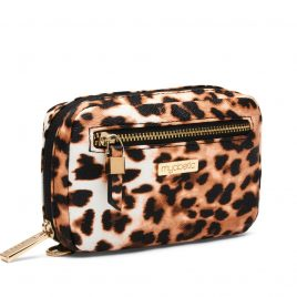 Myabetic James Diabetes Compact Case (Leopard Print)