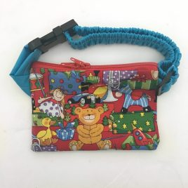 Christmas Toys Pump Pouch 24″-30″