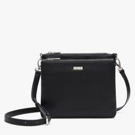 Myabetic Cherise Diabetes Handbag (Black Leatherette)
