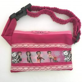 Betty Boop Pink  Pump Pouch 16″- 23″