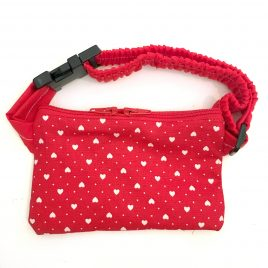 Tiny Hearts & Polka Dots Pump Pouch 16″- 23″