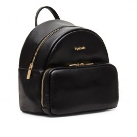 Myabetic Brandy Diabetes Backpack (Black Leatherette)