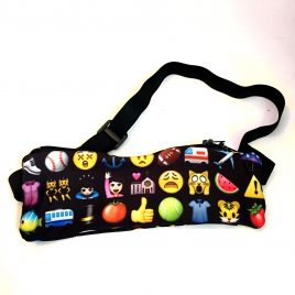 Emoji Insulin Waist Pen Pouch 20″-30″ (SECONDS)