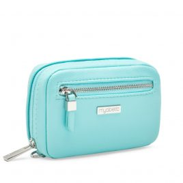 Myabetic James Diabetes Compact Case (Paradise Blue)