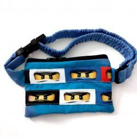 Lego Ninjago Ribbon Pump Pouch 24″ – 30″