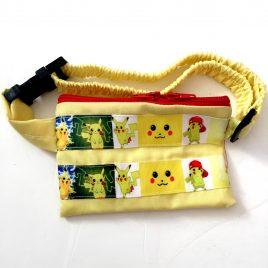 Pikachu Ribbon Pump Pouch 16″ – 23″