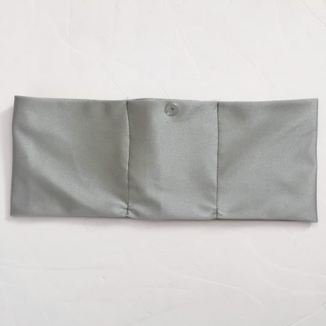 Silver Waistband Front