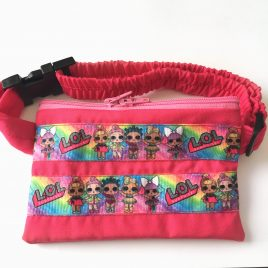 Hot Pink Rainbow LOL 24″ – 30″