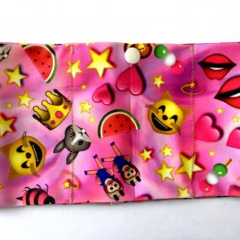Emoji Dancer Lycra Waistband (Small)