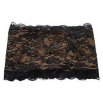 Black Lace over nude