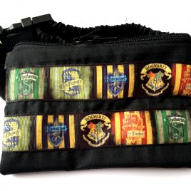 Harry Potter Black Pump Pouch 16″ – 23″