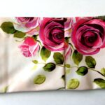 Pink Painted Roses B CS