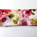 Pink Painted Roses Slim B