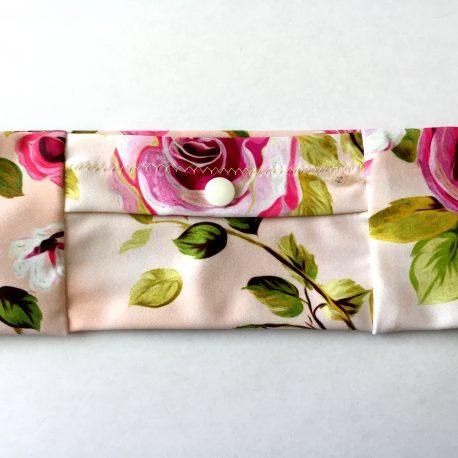 Pink Painted Roses Slim F