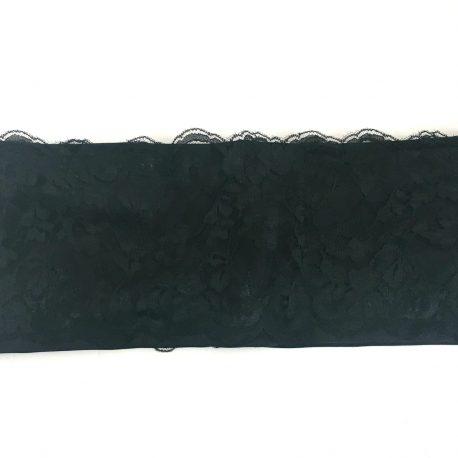black lace lycra band