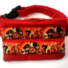 Incredibles Ribbon Pump Pouch 16″ – 23″