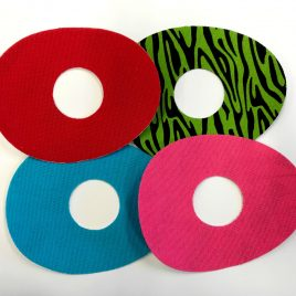 Oval Libre Patches