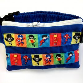 Mini Superhero's Pump Pouch 24″-30″