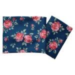 Blue Roses Armband
