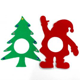 Christmas Libre Patches