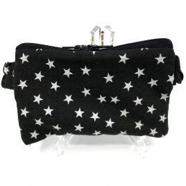 Stars Black Pump Pouch 32″-40″