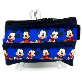 Disney Mickey Mouse Navy Blue Ribbon Pump Pouch 16″-23″