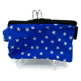 Stars Blue Pump Pouch 24″-30″