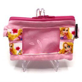 Disney Rapunzel Pink Clear Screen Pump Pouch 24″-30″