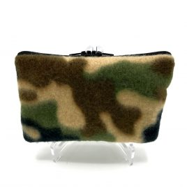 Soft Camo Pump Pouch with Belt Loop