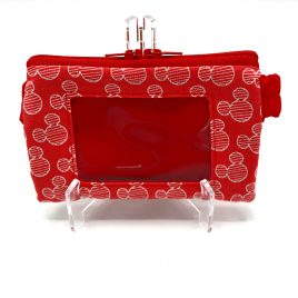 Mickey Mouse Red Clear Screen Pump Pouch 16″ – 23″