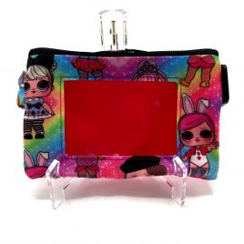 LOL Doll Clear Screen Pump Pouch 16″ – 23″